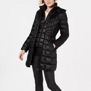 NWT Bernardo Hooded Packable Puffer coat